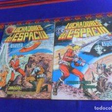 Tebeos: LUCHADORES DEL ESPACIO LA SAGA DE LOS AZNAR 2 5 16. SELECCIÓN AVENTURERA 60 66 92. VALENCIANA 1978. Lote 217122975
