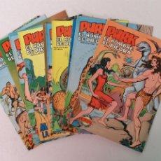 Livros de Banda Desenhada: PURK SELECCIÓN EDIVAL DEL N°1 AL N°13. Lote 217195322