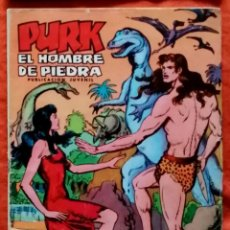 Tebeos: PURK EL HOMBRE DE PIEDRA Nº 1 P. GAGO M. GAGO. Lote 217575421