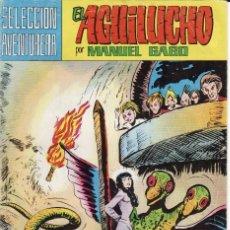 Tebeos: EL AGUILUCHO LOTE DE 5 NÚMEROS. Lote 217585797