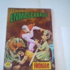 Tebeos: EL HOMBRE ENMASCARADO - NUMERO 40 - COLOSOS DEL COMIC - MUY BUEN ESTADO - VALENCIANA - CJ 118. Lote 217691893