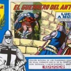 Tebeos: EL GUERRERO DEL ANTIFAZ-EDICIÓN HOMENAJE A M.GAGO- Nº 96 -1983-BUENO-DIFÍCIL-LEAN-3717. Lote 217853290