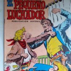 Tebeos: EL PEQUEÑO LUCHADOR-SELECCIÓN AVENTURERA- Nº 79 -LA DERROTA DE OLLORBY-1978-BUENO-DIFÍCIL-LEA-3721. Lote 217943633