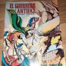 Tebeos: COMIC TEBEO EDITORIAL VALENCIANA EL GUERRERO DEL ANTIFAZ 185. Lote 218037755