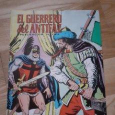 Tebeos: COMIC TEBEO EDITORIAL VALENCIANA EL GUERRERO DEL ANTIFAZ 190. Lote 218037983