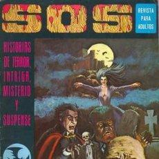 Tebeos: REVISTA SOS 1975 COLECCION COMPLETA 29 NUMEROS. Lote 218064880
