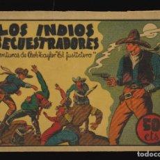 Tebeos: BOB TAYLER EL JUSTICIERO - VALENCIANA / NÚMERO 1 (M. GAGO). Lote 218078835