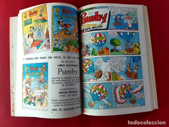 Tebeos: LIBROS ILUSTRADOS PUMBY - Nº 33 - EL TESORO DEL PIRATA -EXCELENTE ESTADO - Foto 4 - 218271381
