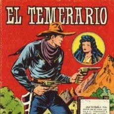 Tebeos: EL TEMERARIO COLOSOS DEL COMIC EDITORIAL VALENCIANA COMPLETA 10 Nº.. Lote 218304110