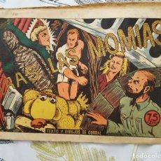 Tebeos: ED. VALENCIANA 1941 SELECCION AVENTURERA MONOGRAFIAS N.º 30 TRAS LAS MOMIAS ORIGINAL DE EPOCA. Lote 218339983