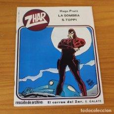 Tebeos: ZHAR 4 HUGO PRATT, SERGIO TOPPI, E. GALATE... EDITORIAL VALENCIANA 1983. Lote 218363257