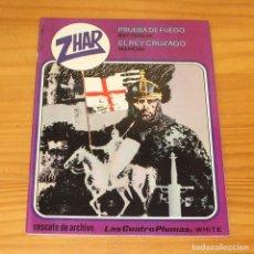 Tebeos: ZHAR 2 DINO BATTAGLIA, G. GRUGEF, WHITE, HUBUC... EDITORIAL VALENCIANA 1983. Lote 218363353