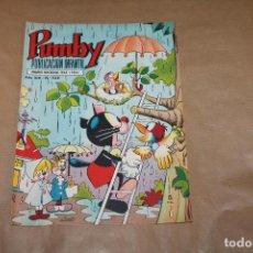 Tebeos: PUMBY Nº 538, EDITORIAL VALENCIANA. Lote 293912678