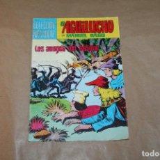 Tebeos: EL AGUILUCHO Nº 15, SELECCIÓN AVENTURERA, VALENCIANA COLOR. Lote 218402933