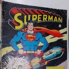 Tebeos: SUPERMAN - EL ORIGEN DE SUPERMAN - VALENCIANA 1975 - SIN LA CUBIERTA POSTERIOR - A PRECIO. Lote 218421795