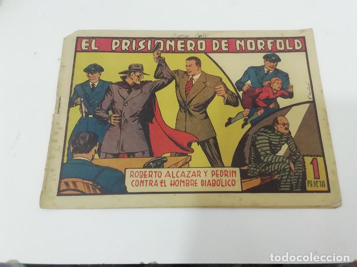 Tebeos: ROBERTO ALCÁZAR Y PEDRÍN - LOTE DE 50 NÚMEROS - VER Fotos Incluye num. 3 y 4. Números bajos - Foto 9 - 218467538