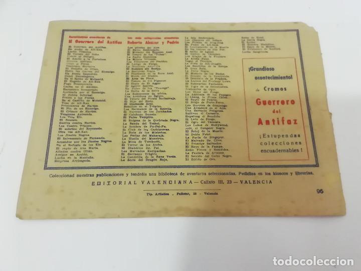 Tebeos: ROBERTO ALCÁZAR Y PEDRÍN - LOTE DE 50 NÚMEROS - VER Fotos Incluye num. 3 y 4. Números bajos - Foto 10 - 218467538