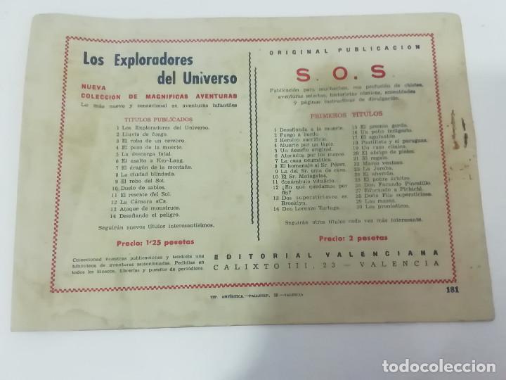 Tebeos: ROBERTO ALCÁZAR Y PEDRÍN - LOTE DE 50 NÚMEROS - VER Fotos Incluye num. 3 y 4. Números bajos - Foto 14 - 218467538
