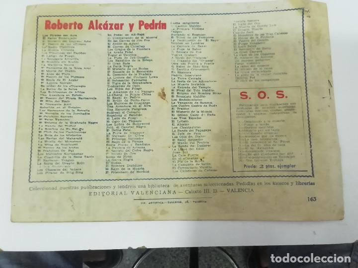 Tebeos: ROBERTO ALCÁZAR Y PEDRÍN - LOTE DE 50 NÚMEROS - VER Fotos Incluye num. 3 y 4. Números bajos - Foto 16 - 218467538