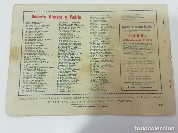 Tebeos: ROBERTO ALCÁZAR Y PEDRÍN - LOTE DE 50 NÚMEROS - VER Fotos Incluye num. 3 y 4. Números bajos - Foto 18 - 218467538