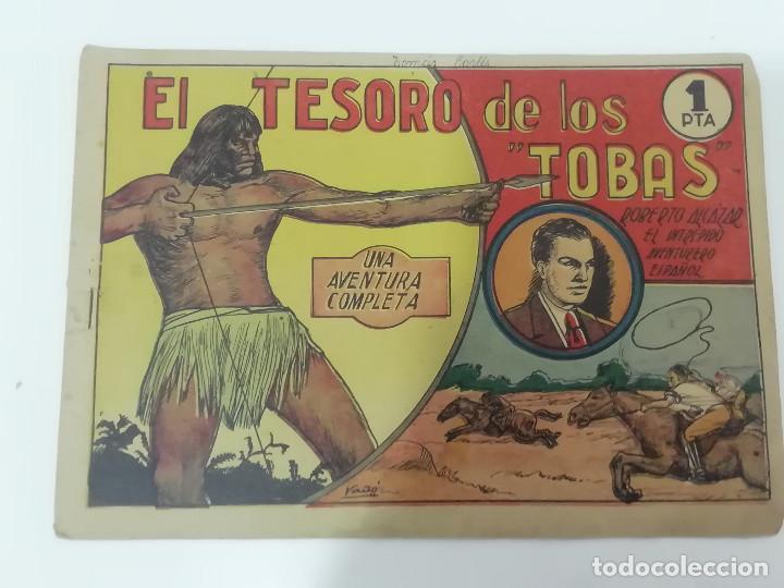 Tebeos: ROBERTO ALCÁZAR Y PEDRÍN - LOTE DE 50 NÚMEROS - VER Fotos Incluye num. 3 y 4. Números bajos - Foto 19 - 218467538