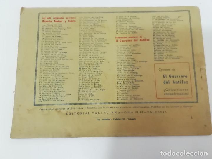 Tebeos: ROBERTO ALCÁZAR Y PEDRÍN - LOTE DE 50 NÚMEROS - VER Fotos Incluye num. 3 y 4. Números bajos - Foto 20 - 218467538