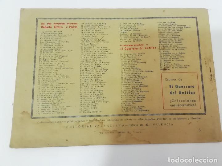 Tebeos: ROBERTO ALCÁZAR Y PEDRÍN - LOTE DE 50 NÚMEROS - VER Fotos Incluye num. 3 y 4. Números bajos - Foto 22 - 218467538