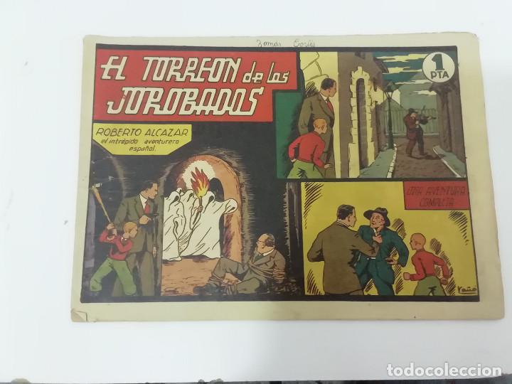 Tebeos: ROBERTO ALCÁZAR Y PEDRÍN - LOTE DE 50 NÚMEROS - VER Fotos Incluye num. 3 y 4. Números bajos - Foto 23 - 218467538