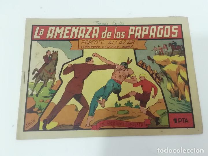 Tebeos: ROBERTO ALCÁZAR Y PEDRÍN - LOTE DE 50 NÚMEROS - VER Fotos Incluye num. 3 y 4. Números bajos - Foto 25 - 218467538