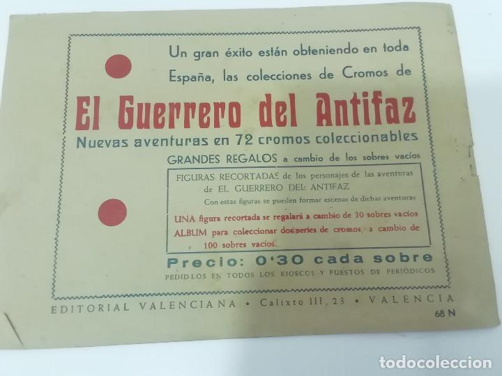 Tebeos: ROBERTO ALCÁZAR Y PEDRÍN - LOTE DE 50 NÚMEROS - VER Fotos Incluye num. 3 y 4. Números bajos - Foto 26 - 218467538