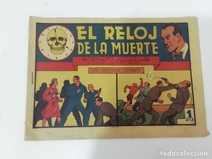 Tebeos: ROBERTO ALCÁZAR Y PEDRÍN - LOTE DE 50 NÚMEROS - VER Fotos Incluye num. 3 y 4. Números bajos - Foto 29 - 218467538