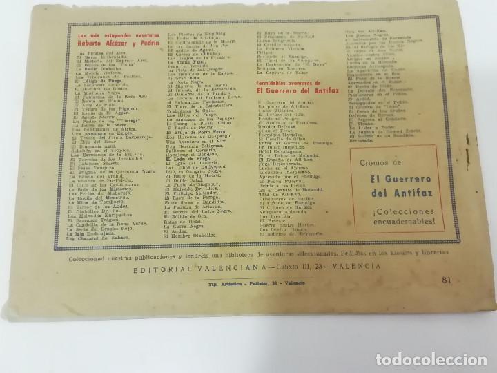 Tebeos: ROBERTO ALCÁZAR Y PEDRÍN - LOTE DE 50 NÚMEROS - VER Fotos Incluye num. 3 y 4. Números bajos - Foto 30 - 218467538