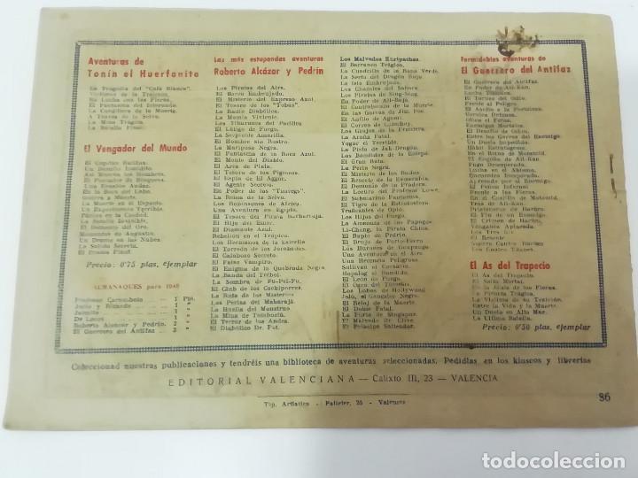 Tebeos: ROBERTO ALCÁZAR Y PEDRÍN - LOTE DE 50 NÚMEROS - VER Fotos Incluye num. 3 y 4. Números bajos - Foto 32 - 218467538