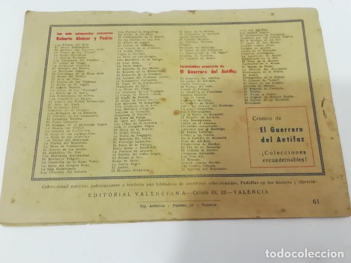 Tebeos: ROBERTO ALCÁZAR Y PEDRÍN - LOTE DE 50 NÚMEROS - VER Fotos Incluye num. 3 y 4. Números bajos - Foto 34 - 218467538