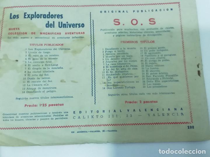 Tebeos: ROBERTO ALCÁZAR Y PEDRÍN - LOTE DE 50 NÚMEROS - VER Fotos Incluye num. 3 y 4. Números bajos - Foto 40 - 218467538