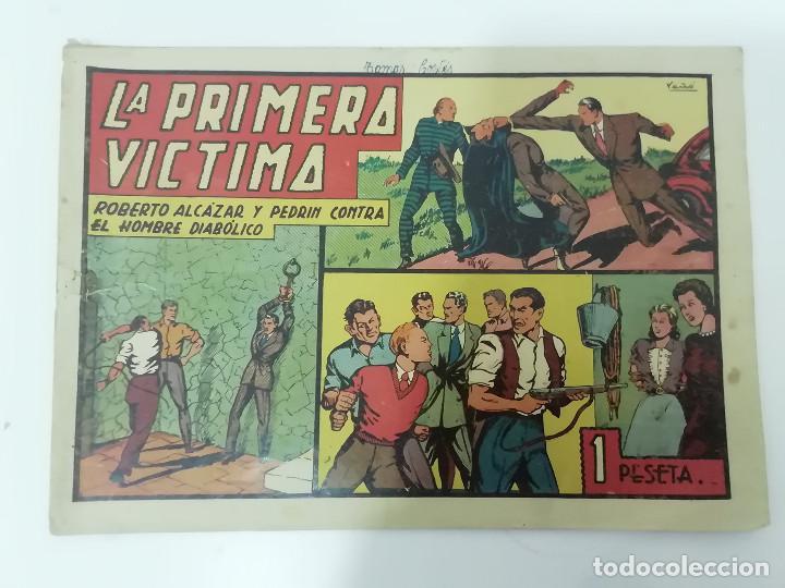 Tebeos: ROBERTO ALCÁZAR Y PEDRÍN - LOTE DE 50 NÚMEROS - VER Fotos Incluye num. 3 y 4. Números bajos - Foto 47 - 218467538