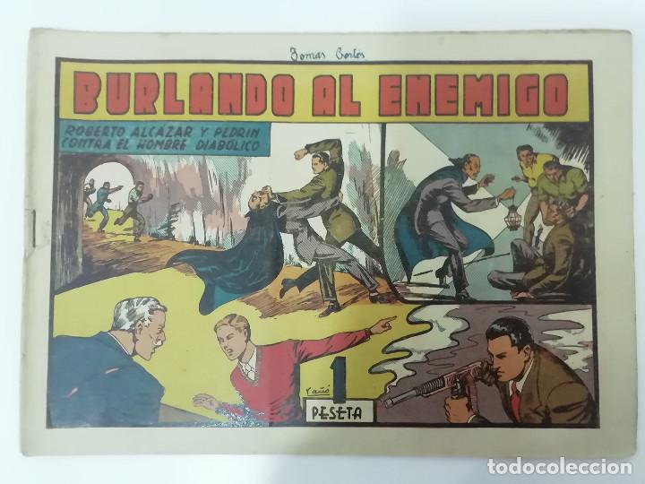 Tebeos: ROBERTO ALCÁZAR Y PEDRÍN - LOTE DE 50 NÚMEROS - VER Fotos Incluye num. 3 y 4. Números bajos - Foto 51 - 218467538