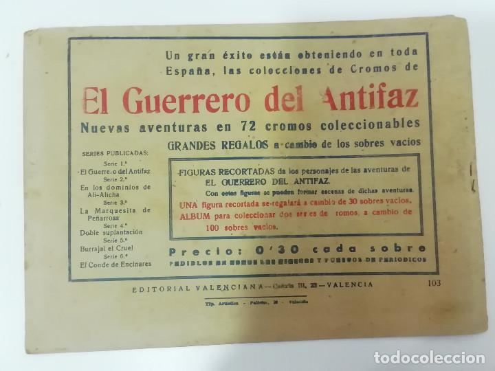 Tebeos: ROBERTO ALCÁZAR Y PEDRÍN - LOTE DE 50 NÚMEROS - VER Fotos Incluye num. 3 y 4. Números bajos - Foto 58 - 218467538