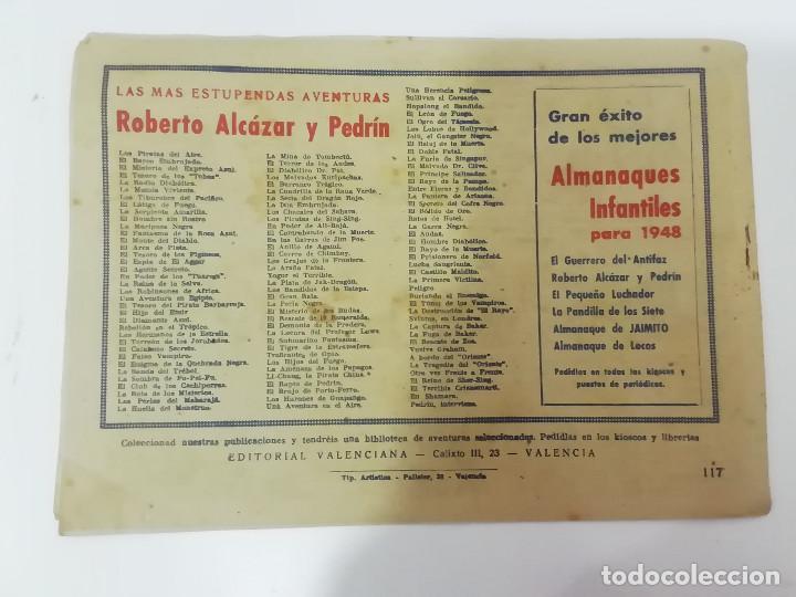 Tebeos: ROBERTO ALCÁZAR Y PEDRÍN - LOTE DE 50 NÚMEROS - VER Fotos Incluye num. 3 y 4. Números bajos - Foto 64 - 218467538