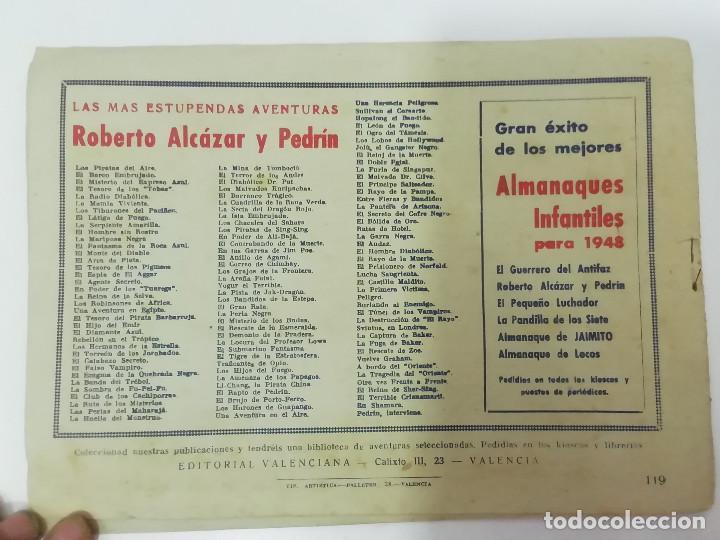 Tebeos: ROBERTO ALCÁZAR Y PEDRÍN - LOTE DE 50 NÚMEROS - VER Fotos Incluye num. 3 y 4. Números bajos - Foto 66 - 218467538