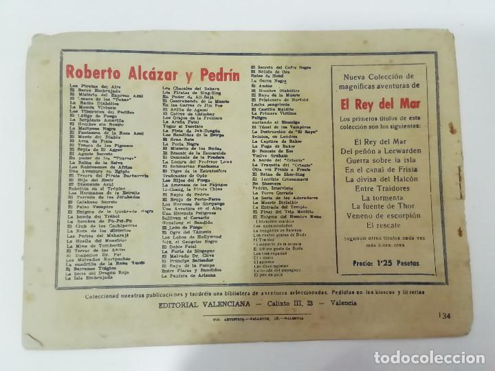Tebeos: ROBERTO ALCÁZAR Y PEDRÍN - LOTE DE 50 NÚMEROS - VER Fotos Incluye num. 3 y 4. Números bajos - Foto 70 - 218467538