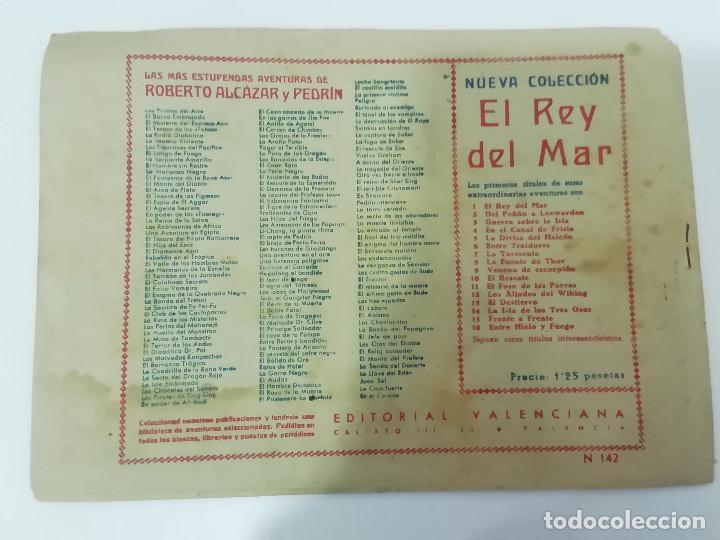 Tebeos: ROBERTO ALCÁZAR Y PEDRÍN - LOTE DE 50 NÚMEROS - VER Fotos Incluye num. 3 y 4. Números bajos - Foto 74 - 218467538