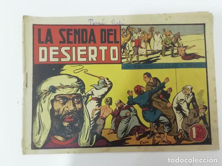 Tebeos: ROBERTO ALCÁZAR Y PEDRÍN - LOTE DE 50 NÚMEROS - VER Fotos Incluye num. 3 y 4. Números bajos - Foto 75 - 218467538