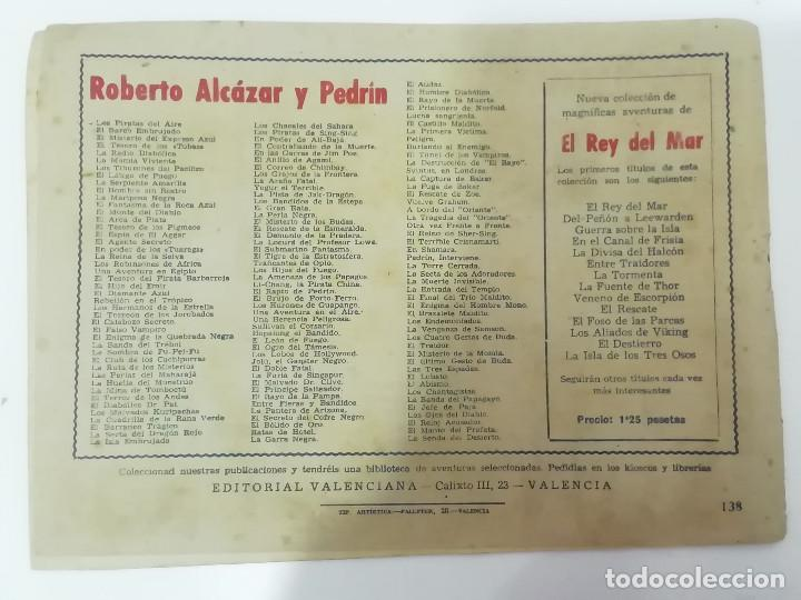 Tebeos: ROBERTO ALCÁZAR Y PEDRÍN - LOTE DE 50 NÚMEROS - VER Fotos Incluye num. 3 y 4. Números bajos - Foto 77 - 218467538