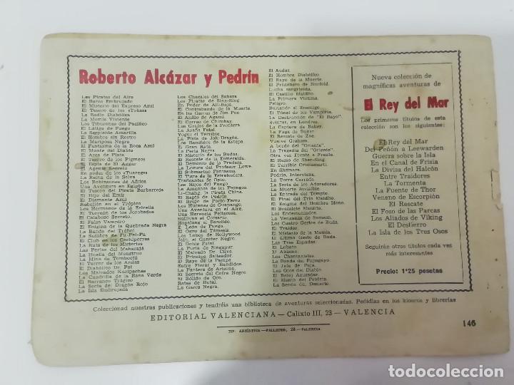 Tebeos: ROBERTO ALCÁZAR Y PEDRÍN - LOTE DE 50 NÚMEROS - VER Fotos Incluye num. 3 y 4. Números bajos - Foto 79 - 218467538