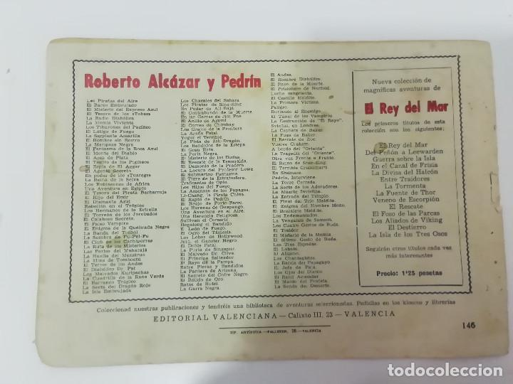 Tebeos: ROBERTO ALCÁZAR Y PEDRÍN - LOTE DE 50 NÚMEROS - VER Fotos Incluye num. 3 y 4. Números bajos - Foto 80 - 218467538