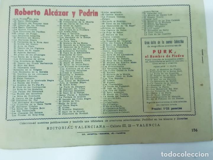 Tebeos: ROBERTO ALCÁZAR Y PEDRÍN - LOTE DE 50 NÚMEROS - VER Fotos Incluye num. 3 y 4. Números bajos - Foto 82 - 218467538