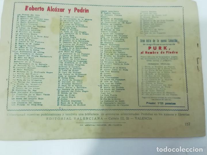Tebeos: ROBERTO ALCÁZAR Y PEDRÍN - LOTE DE 50 NÚMEROS - VER Fotos Incluye num. 3 y 4. Números bajos - Foto 84 - 218467538