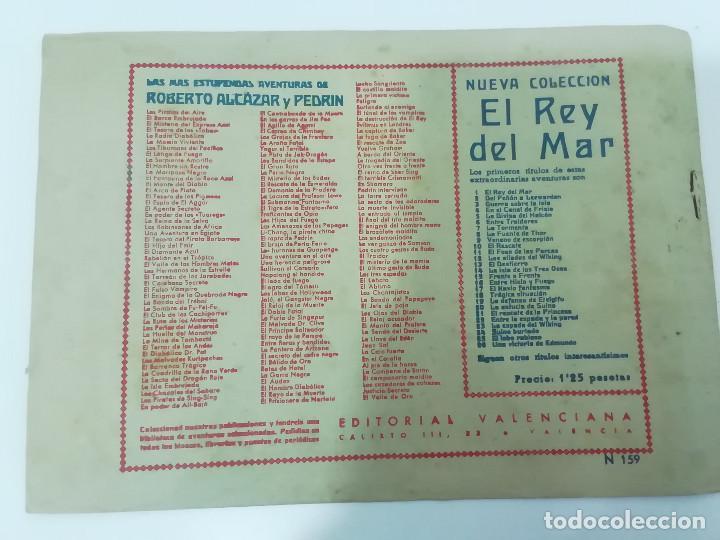Tebeos: ROBERTO ALCÁZAR Y PEDRÍN - LOTE DE 50 NÚMEROS - VER Fotos Incluye num. 3 y 4. Números bajos - Foto 88 - 218467538