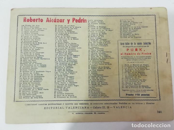 Tebeos: ROBERTO ALCÁZAR Y PEDRÍN - LOTE DE 50 NÚMEROS - VER Fotos Incluye num. 3 y 4. Números bajos - Foto 90 - 218467538